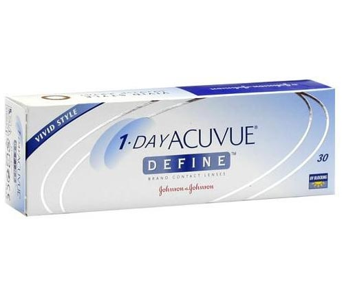 1 Day Acuvue Define 30 Days