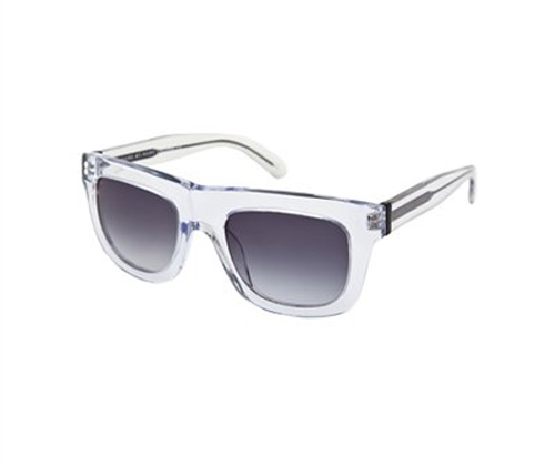 Thick Aviator Sunglasses